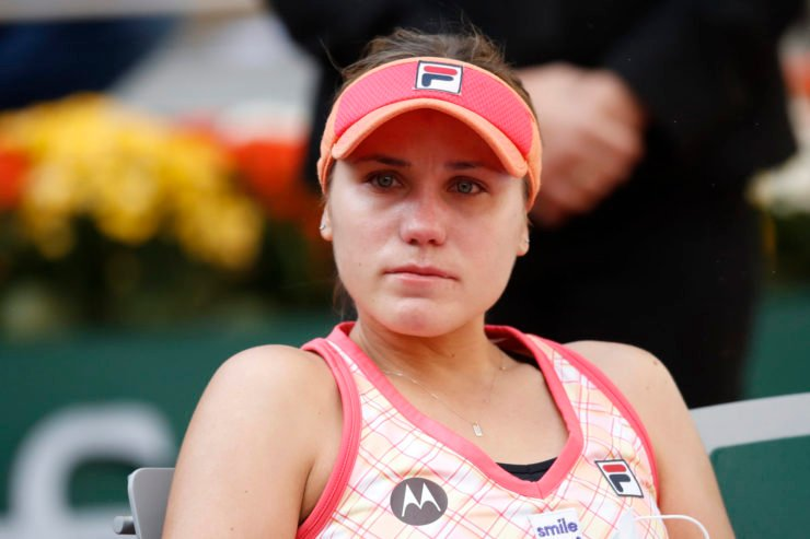 Sofia Kenin disappointed after her French Open 2020 loss