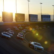 Alex Bowman in action in NASCAR Cup Series