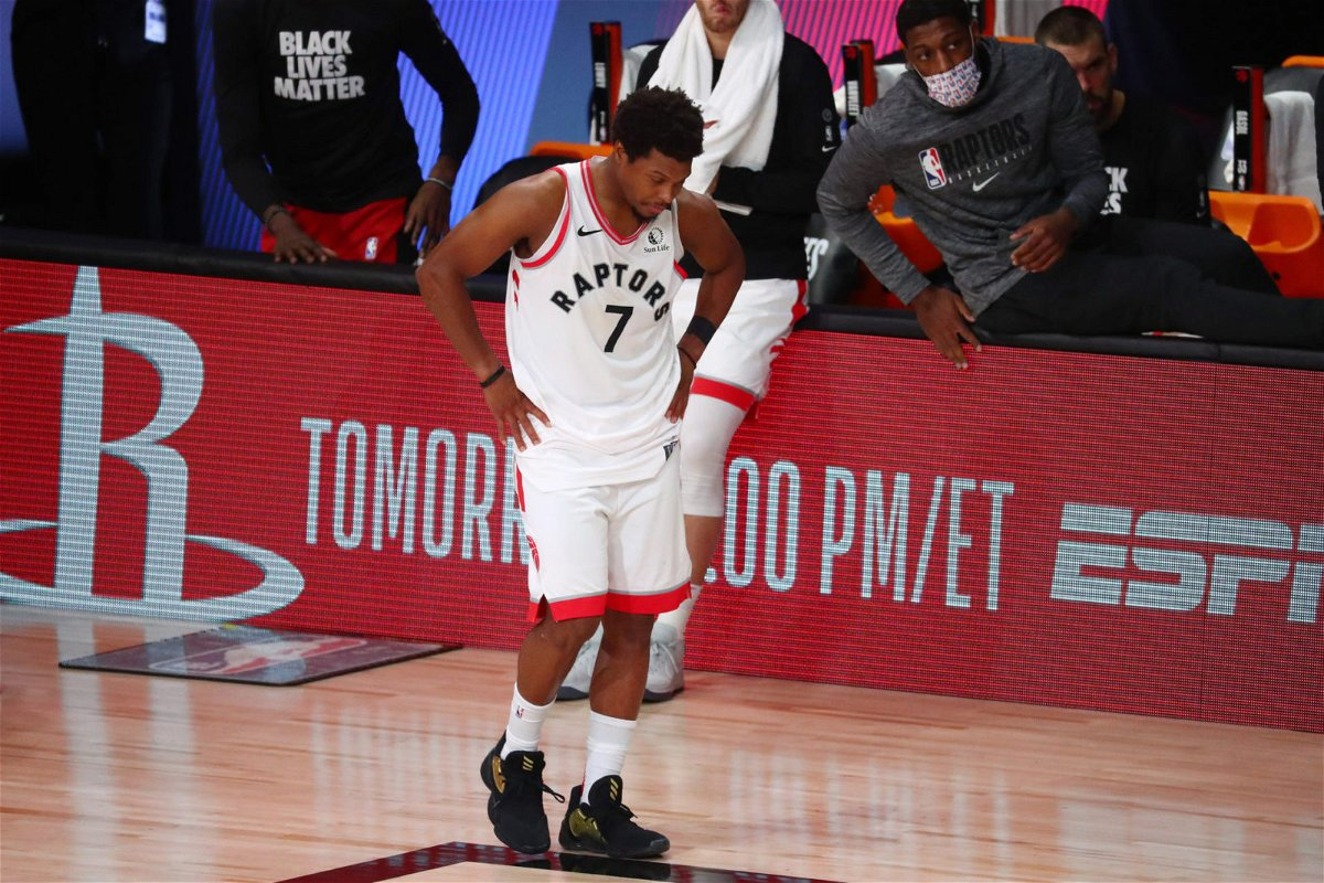 Kyle Lowry in 2020 NBA Playoffs