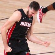 Miami Heat veteran Goran Dragic in action