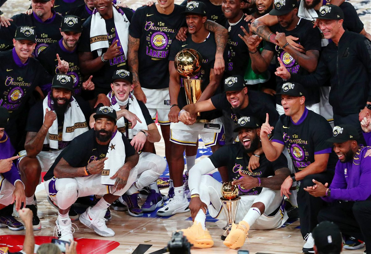 Los Angeles Lakers 2021 Roster What The Team Looks Like