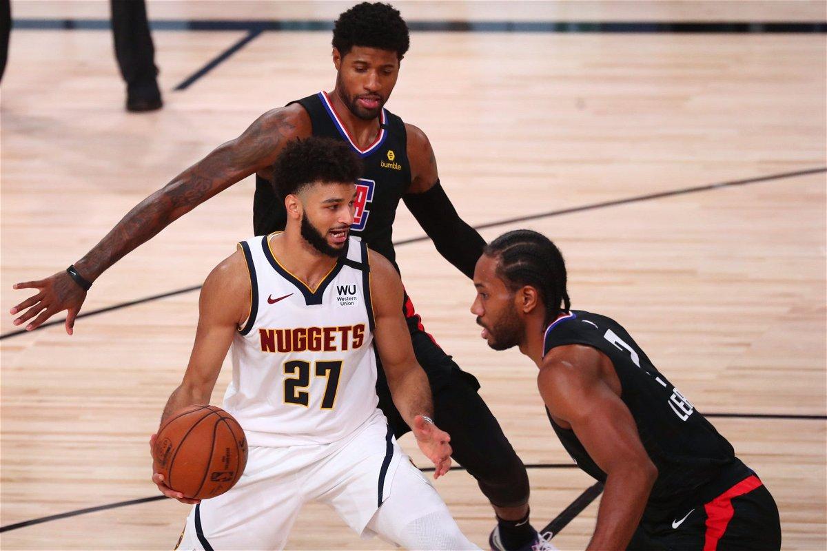 LA Clippers meneruskan Paul George dan Kawhi Leonard di NBA Playoffs 2020