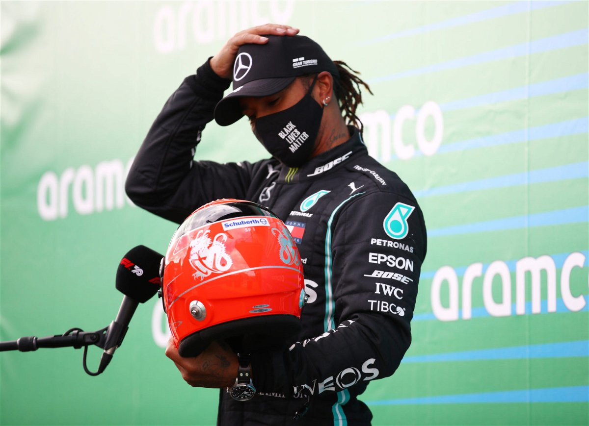 Mercedes chief Toto Wolff defends Hamilton against harsh critiques
