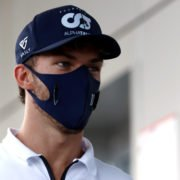 Pierre Gasly Ahead of the Russian GP