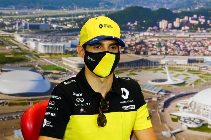 Esteban Ocon comments on Formula 1 after speculations of George Russell's departure from F1
