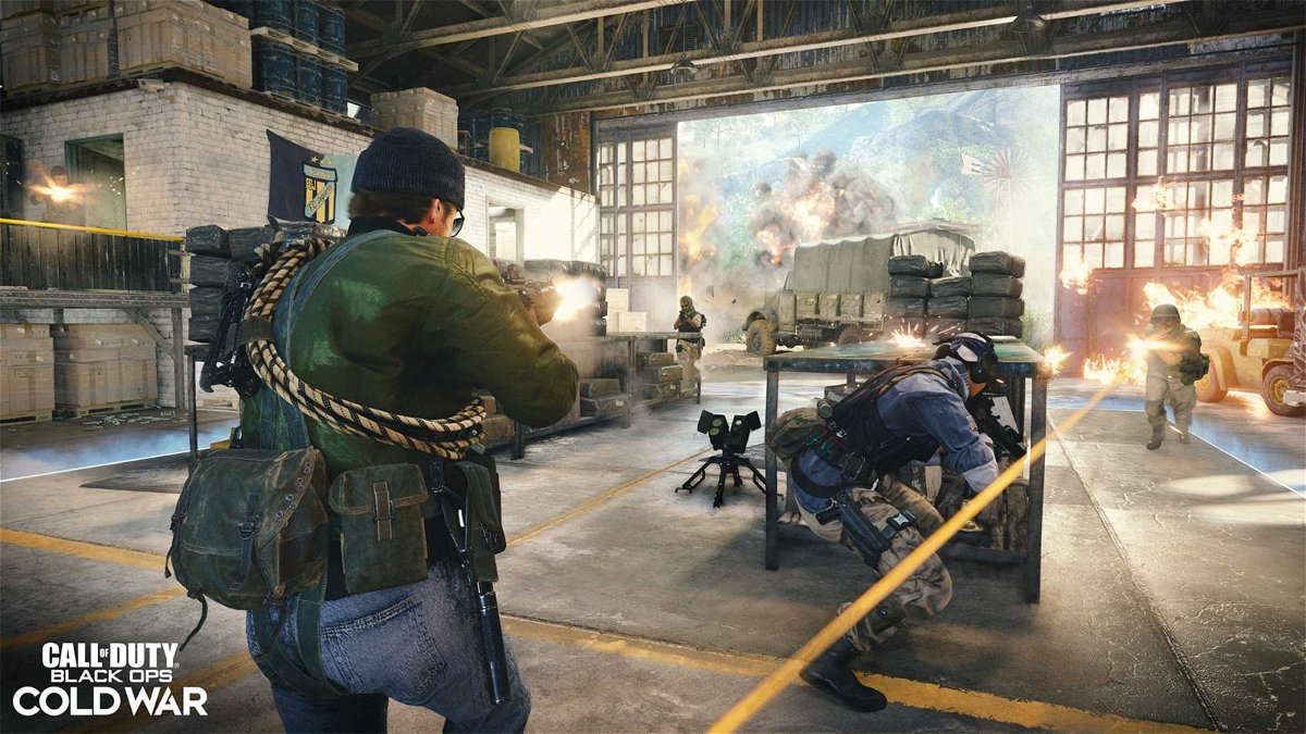 Call of Duty: Black Ops Cold War cartel map