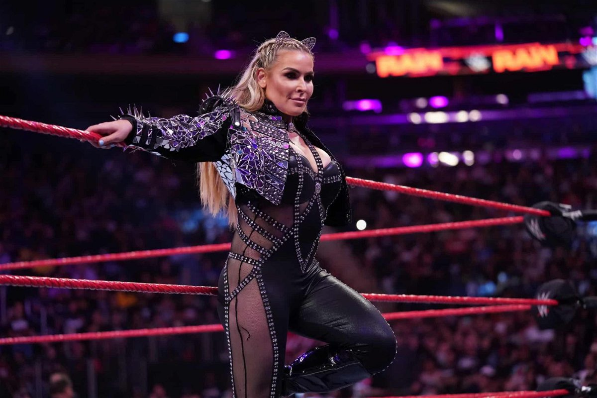 "She's a Bada**"" - Natalya Loses Teeth After A Punch From Lacey Evans -  EssentiallySports"