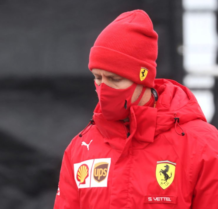 Sebastian Vettel wishes for lighter cars in Formula 1