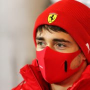 Charles Leclerc wishes Vettel best for 2021