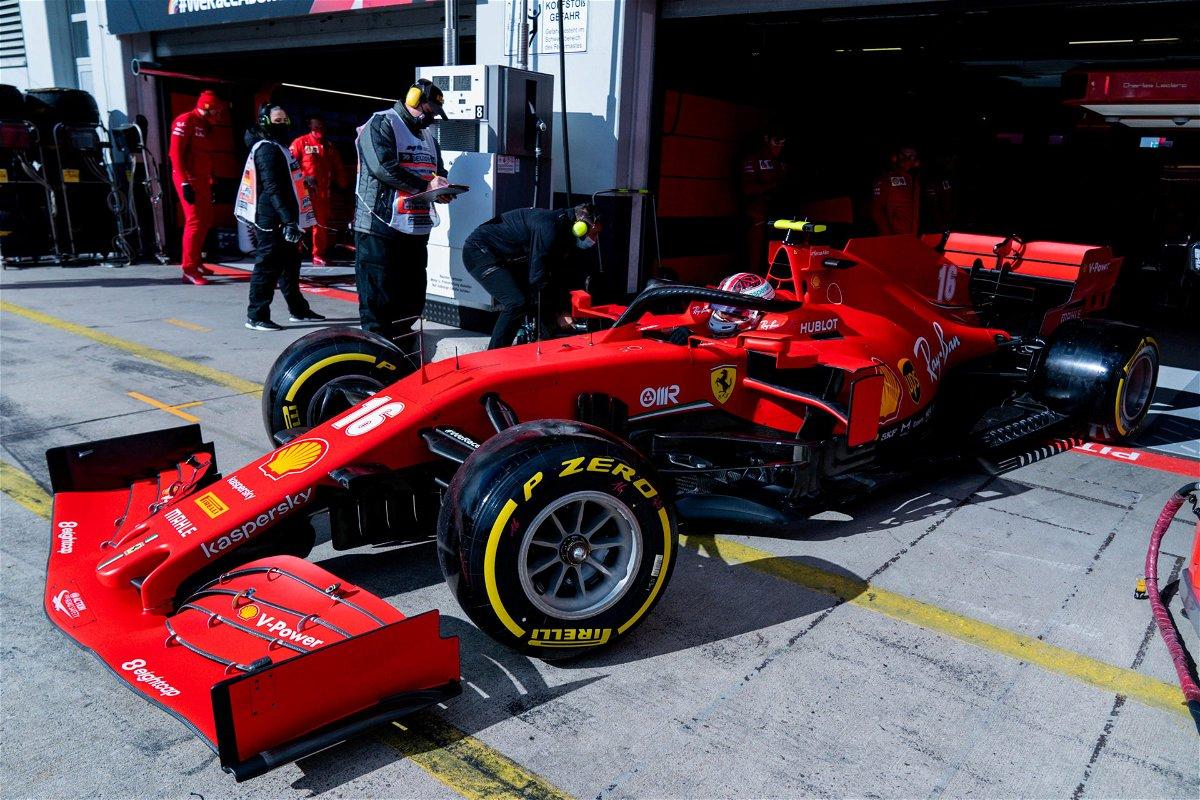 Charles Leclerc Reveals A Big Problem With The 2020 Ferrari F1 Car Essentiallysports