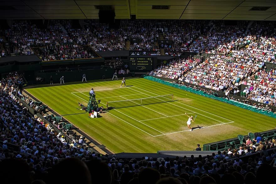Wimbledon Final 2021