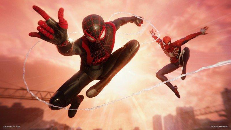 سازندگان بازی Spider-Man: Miles Morales از قدرت پلی استیشن 5 در خلق اثری جذاب میگویند