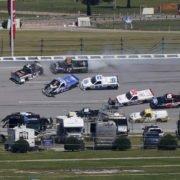 NASCAR Truck Series race