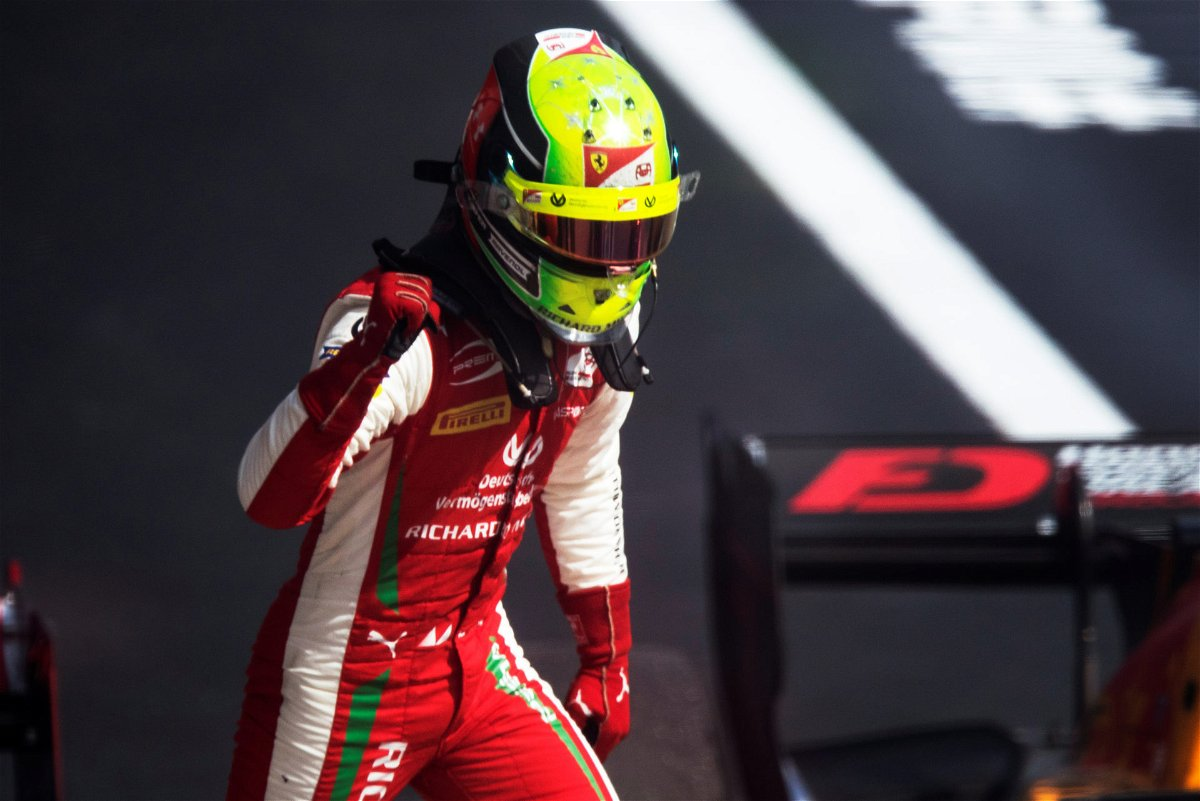Mick Schumacher Settles for P4 as Daruvala Holds His Nerve in Thrilling End to Bahrain F2 Race - Essentially Sports