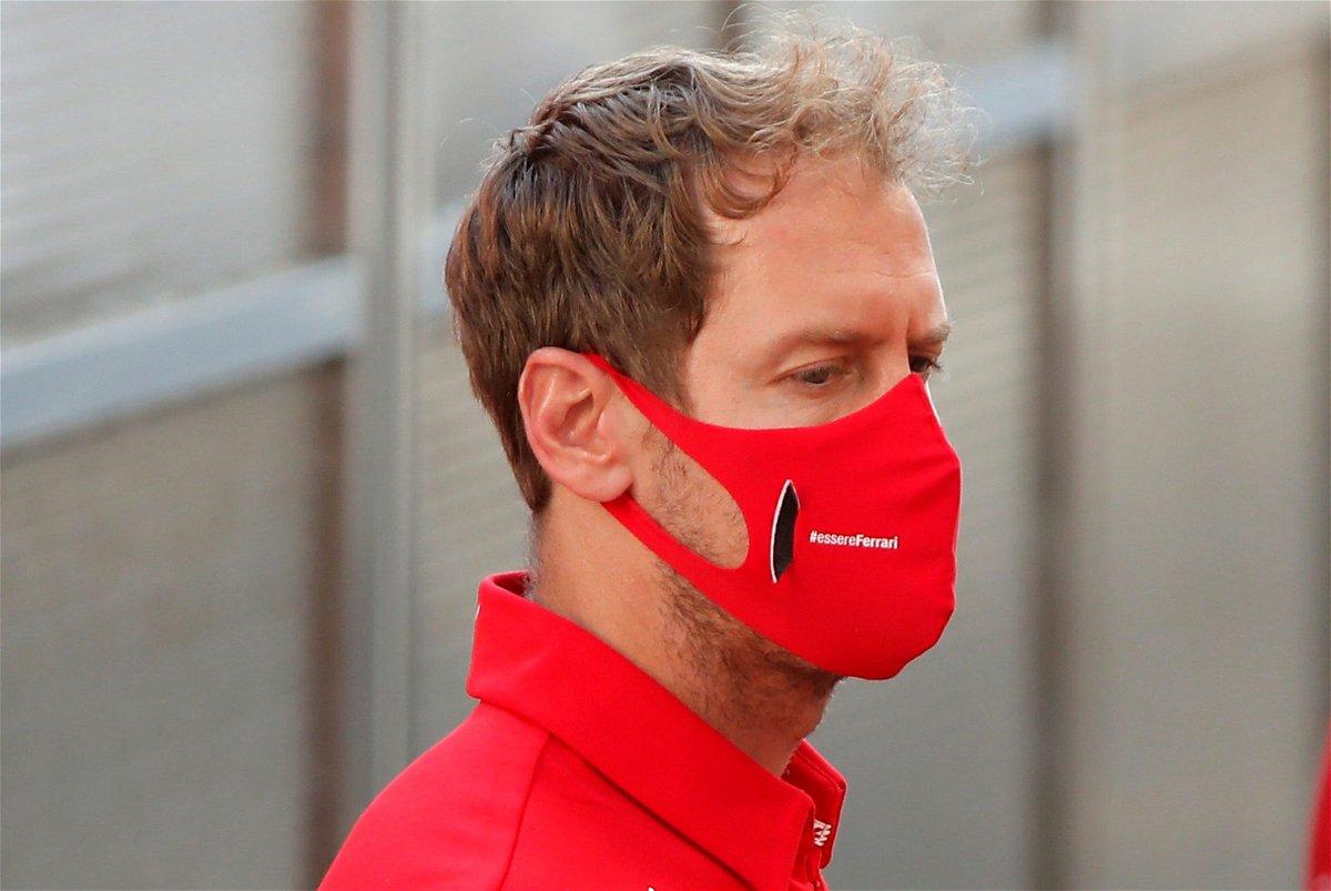 Sebastian Vettel references pop culture and goes viral