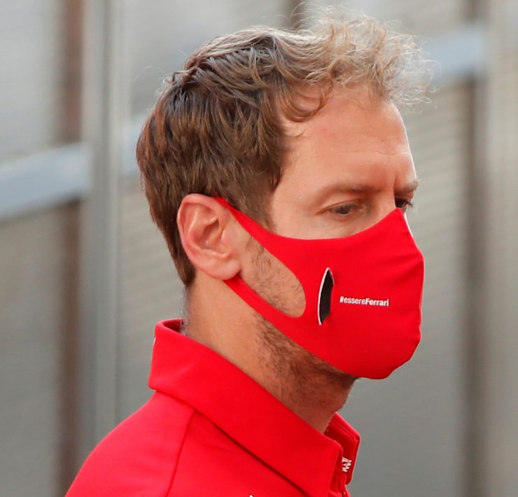 Sebastian Vettel is not to blame at Ferrari says Steiner