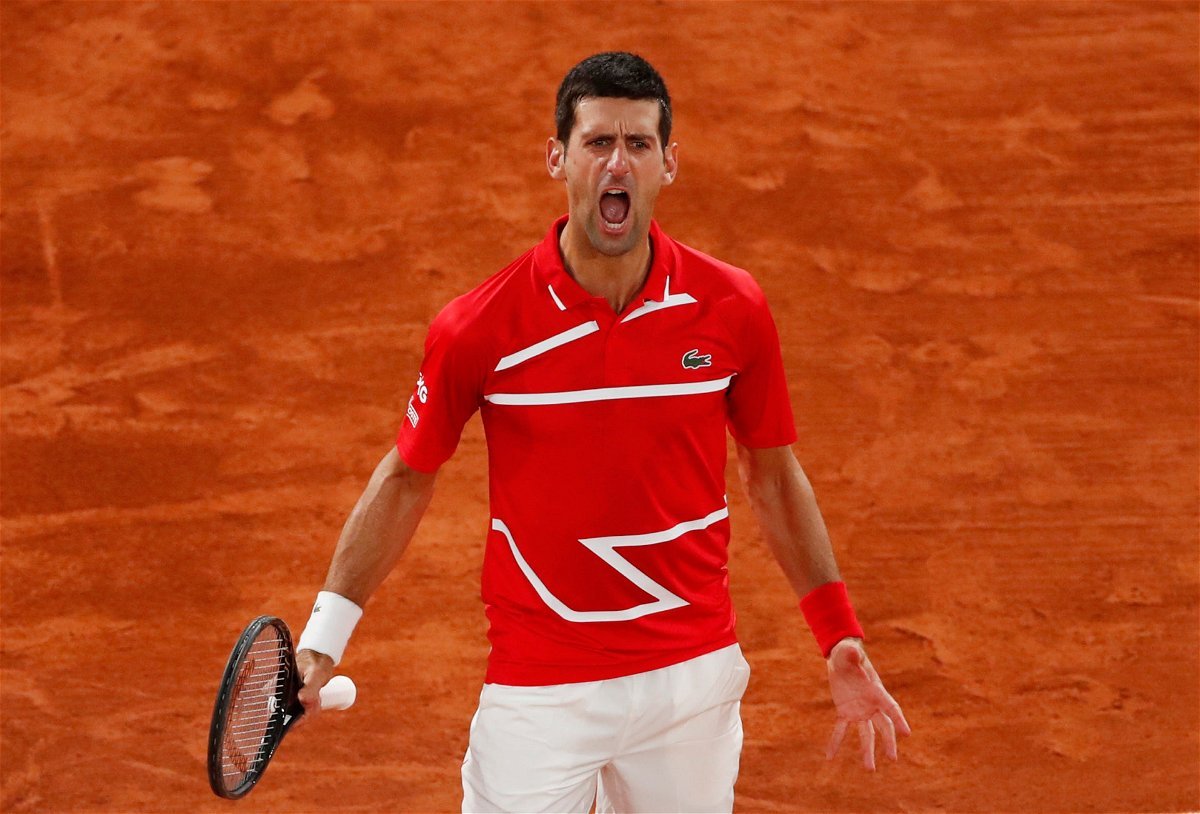 Novak Djokovic Surpasses Rivals Roger Federer and Rafael Nadal in Another Prestigious Record at ATP Vienna - EssentiallySports