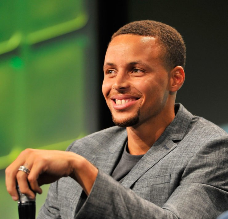 Golden State Warriors Superstar Stephen Curry