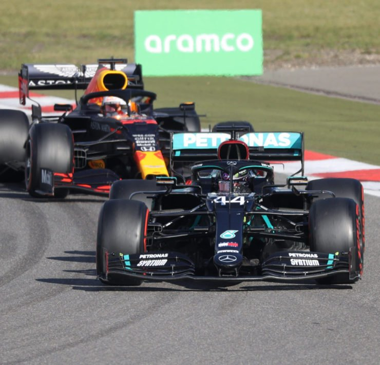 Red Bull is gradually gaining on Mercedes says Andrew Shovlin