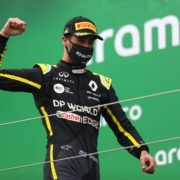 Renault and Daniel Ricciardo looking to finish P3 this season