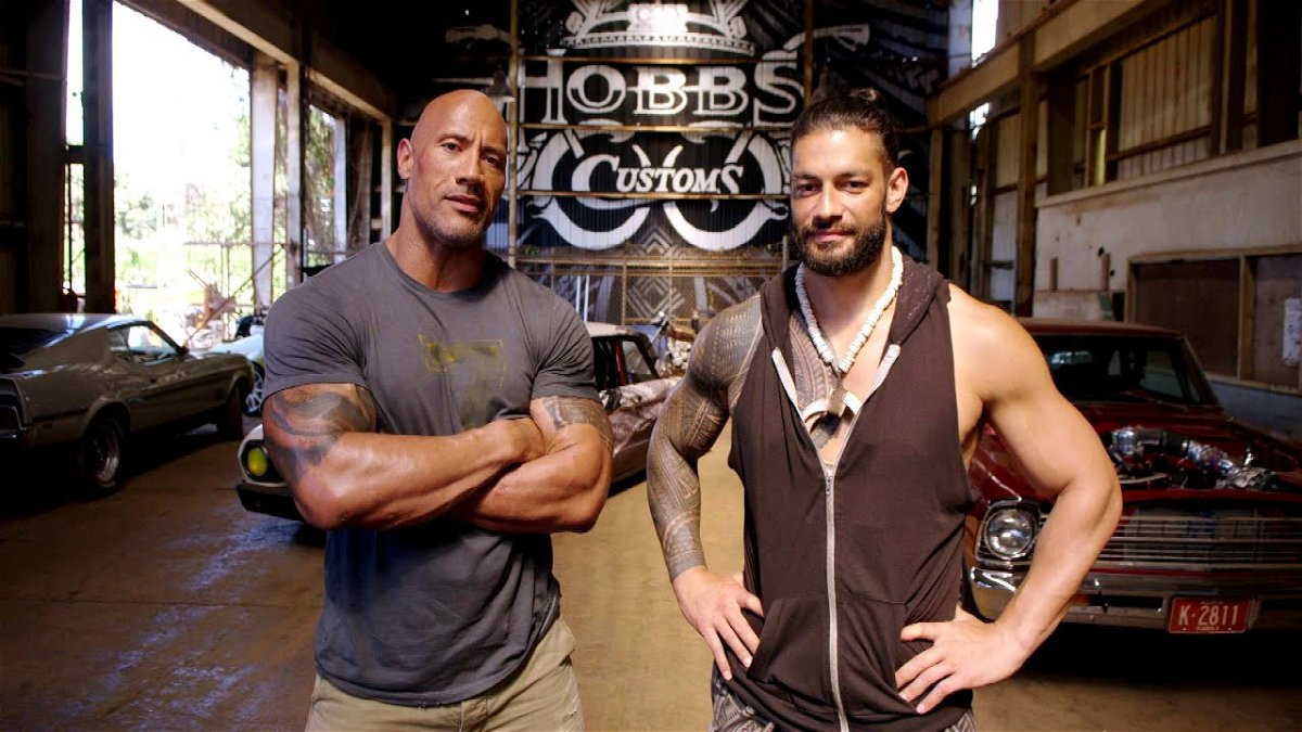 Roman Reigns Vs The Rock To Happen At WWE Wrestlemania 39? 1