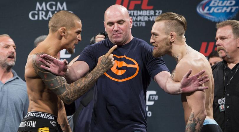 Dana White Provides Update on Conor McGregor vs Dustin Poirier