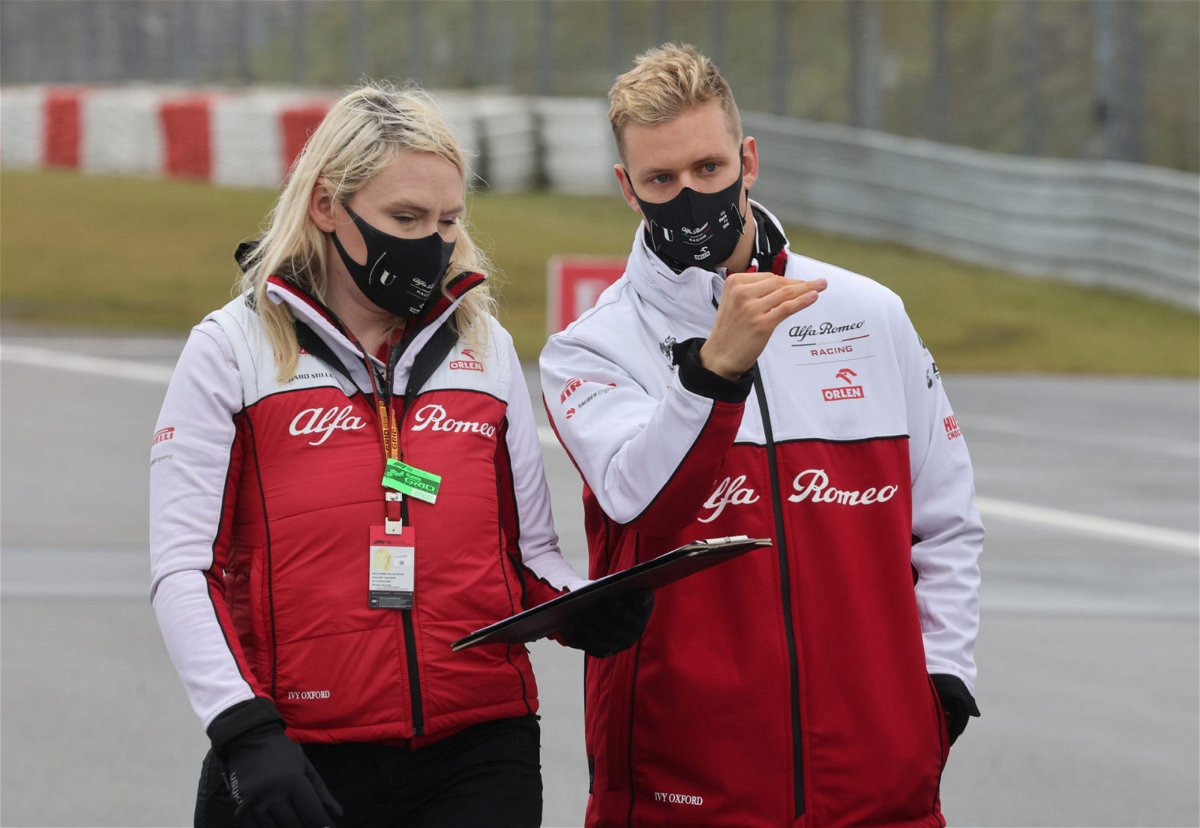 Mick Schumacher outlines the difference of training in F1 and F2