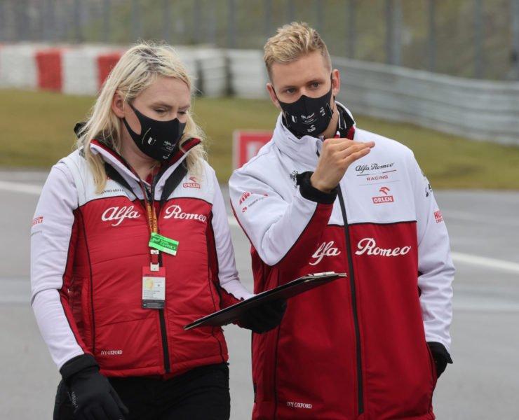 Mick Schumacher can take good advice from Raikkonen
