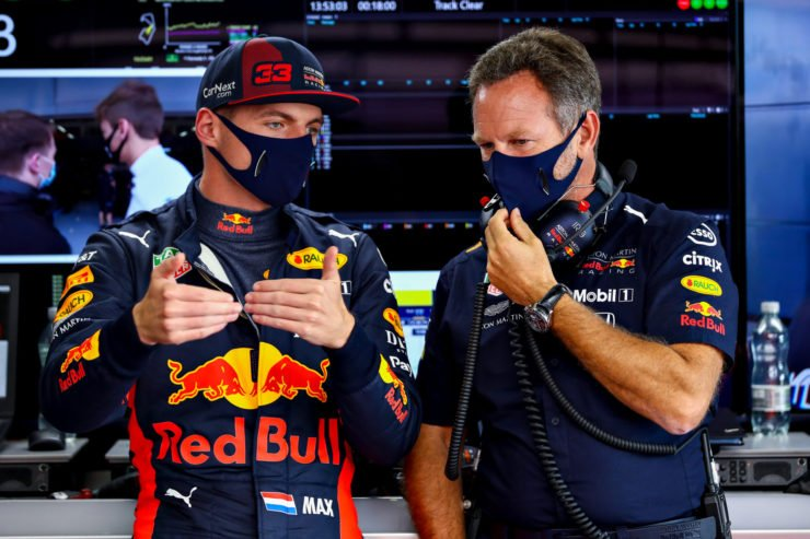 Max Verstappen comments on his possible new teammate