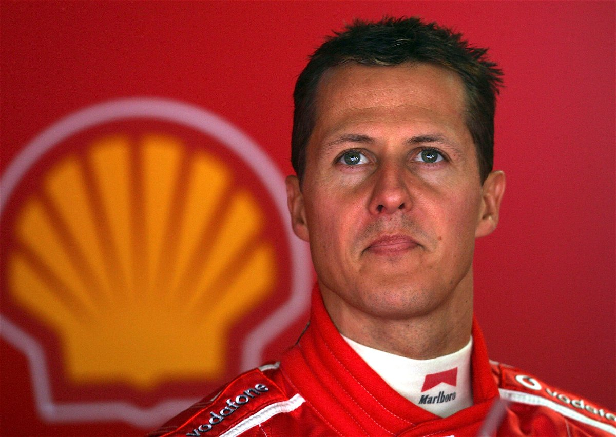 Italian GP THROWBACK: When Michael Schumacher Cried His Heart Out After Equaling Senna at Monza - EssentiallySports