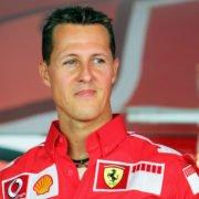Michael Schumacher在意大利大奖赛2005年