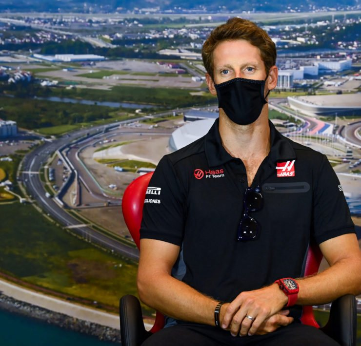 Romain Grosjean does not cintinue with Haas for 2021