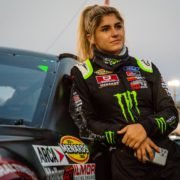 Hailie Deegan, American Stock car racer
