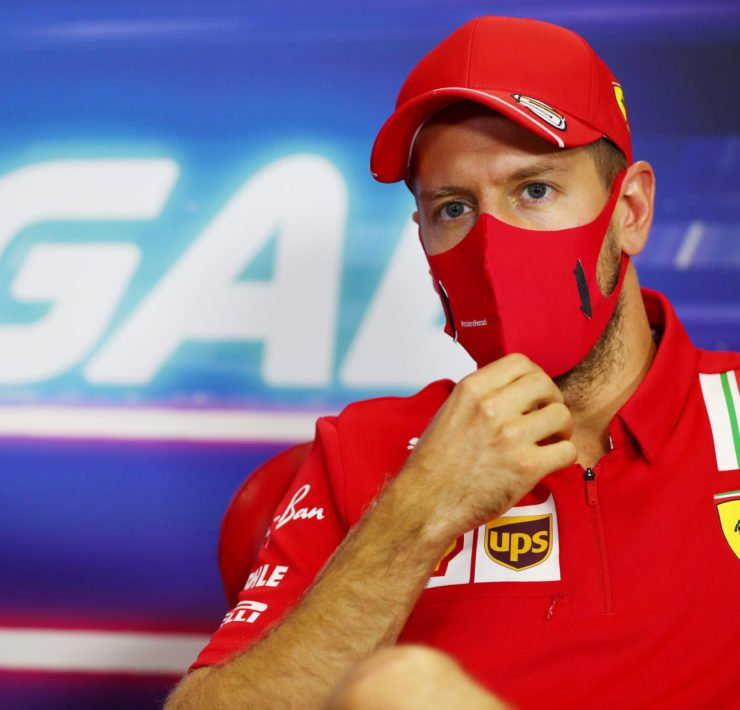 Sebastian Vettel goes viral with his pop culture reference post FP2 at Portimao