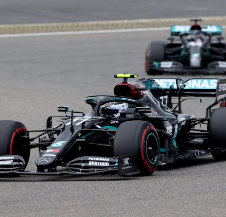 Mercedes to run at Portimao without DAS