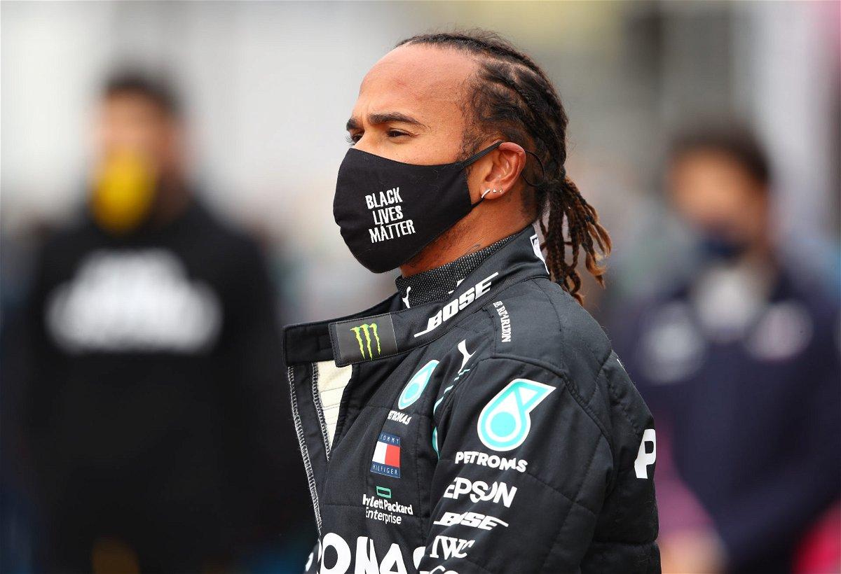 "Lewis Hamilton : ""I Wasn't Always Listened To"" - EssentiallySports"