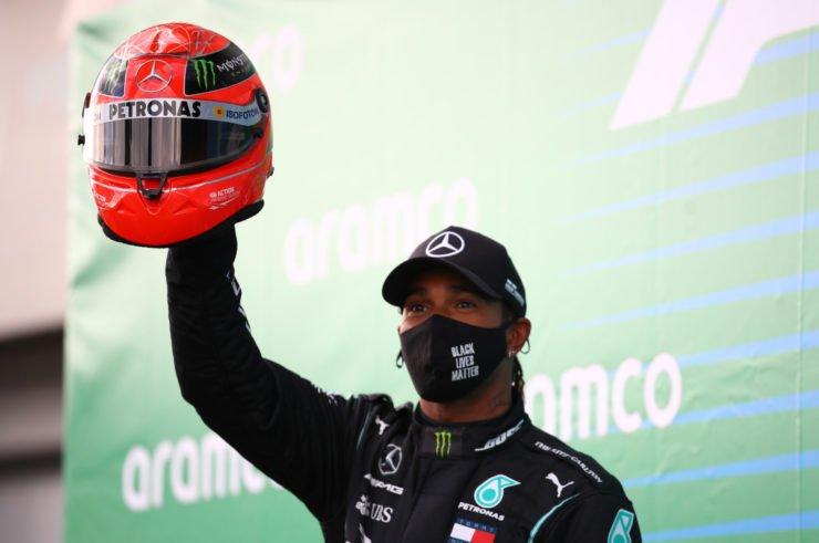 Lewis Hamilton uncertain of his future at Mercedes