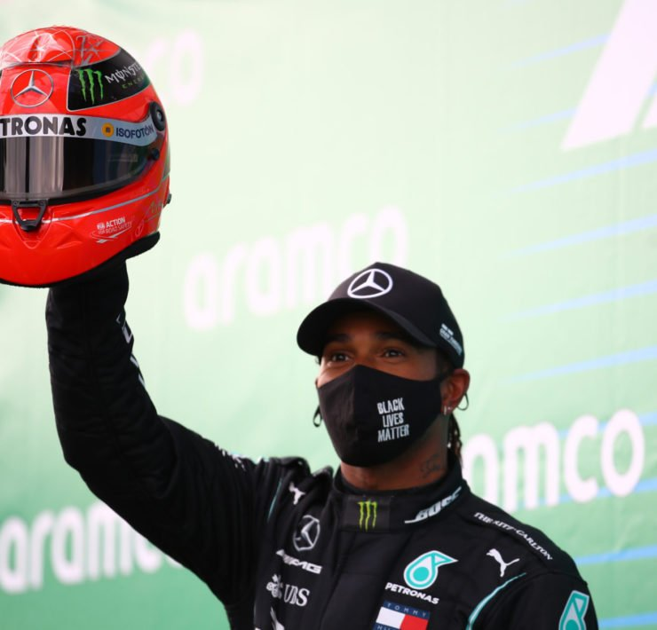 Lewis Hamilton uncertain of his future at Mercedes