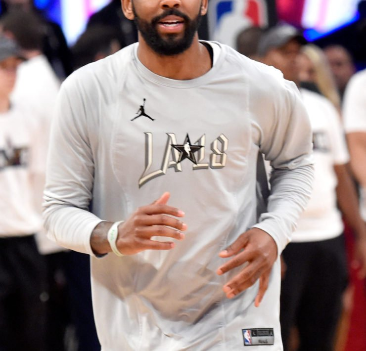 Kyrie Irving All Star Game