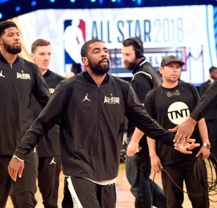 Kyrie Irving All-star