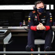 Red Bull boss Christian Horner defends Red Bull Racing's Max Verstappen on the radio message during FP2 at Portuguese Grand Prix 2020