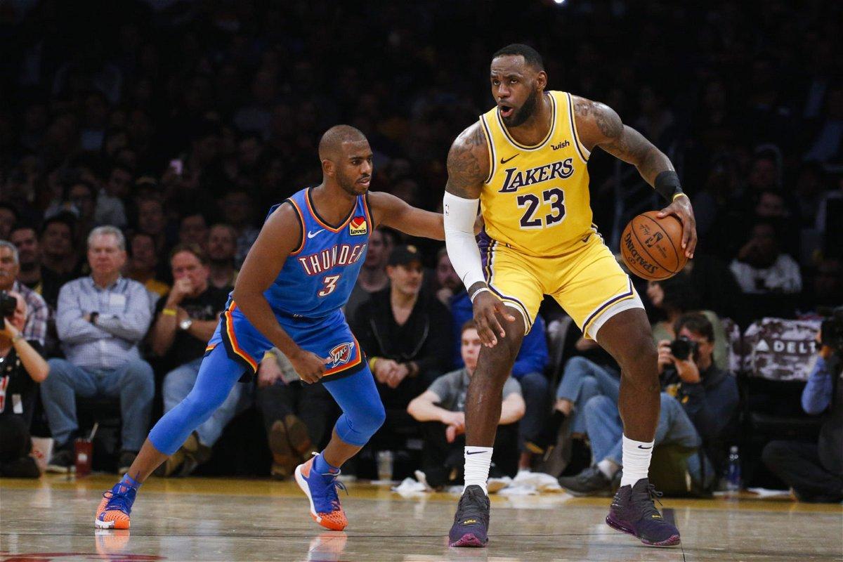 NBA大結局?韋德:如果詹皇保羅軟豆聯手,三人可以統治聯盟!-黑特籃球-NBA新聞影音圖片分享社區