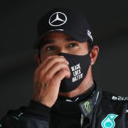 Lewis Hamilton explains that he's been digging all weekend to qualify at Pole position