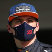Max Verstappen in Portimao ahead of the Portuguese Grand Prix