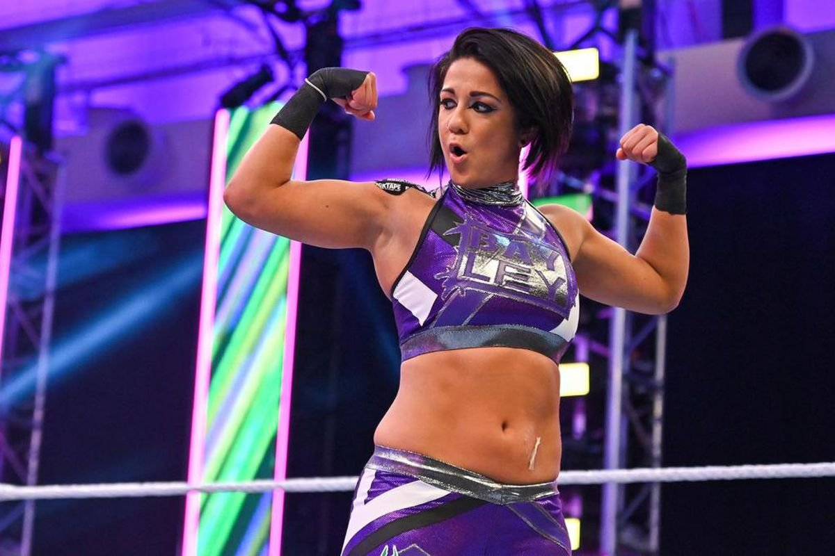 Bayley Gives a Huge Spoiler About Her WWE Future in a Cryptic Tweet - EssentiallySports