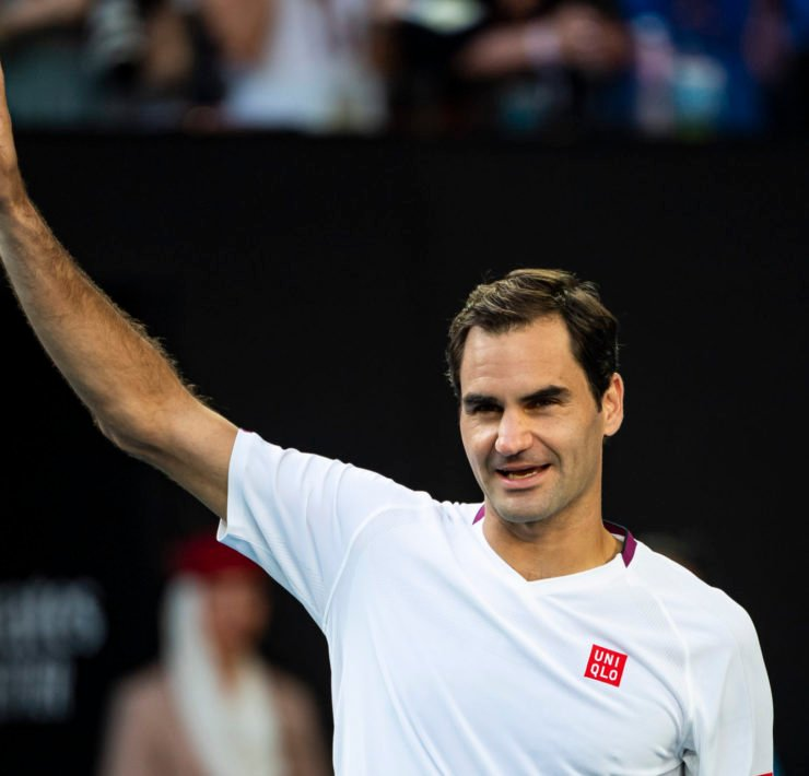 Roger Federer - Australian Open