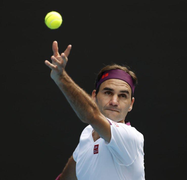 Roger Federer - 2020 Australian Open