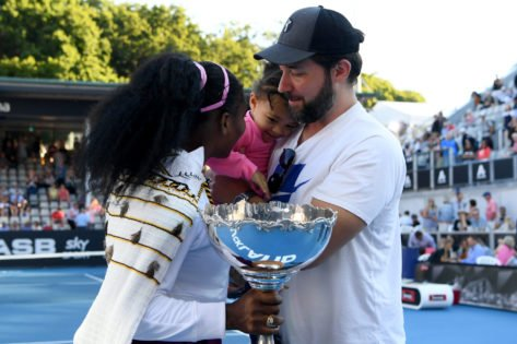 """""""Still Learning How Pieces Move"""": Serena Williams' Husband Alexis Ohanian Teaches Chess to Daughter Olympia"""