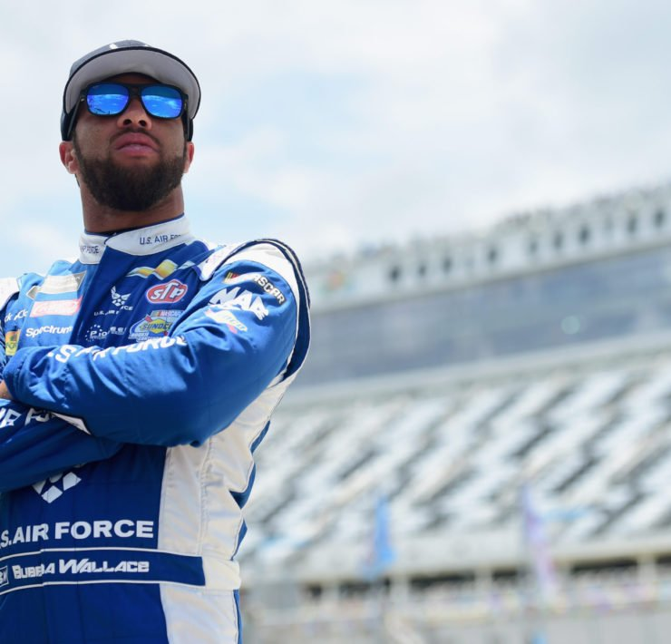 Bubba Wallace will be one driver to watch out for in 2021