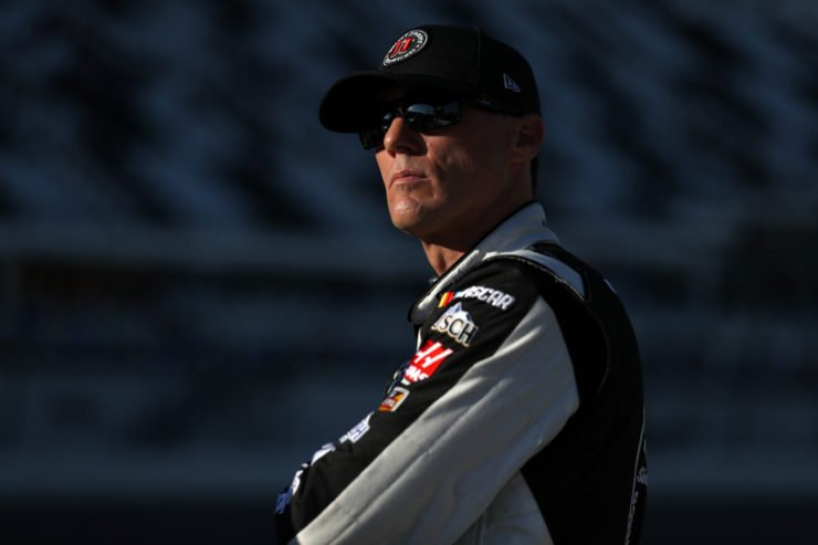 Kevin Harvick will be keen to replicate his incredible 2020 season